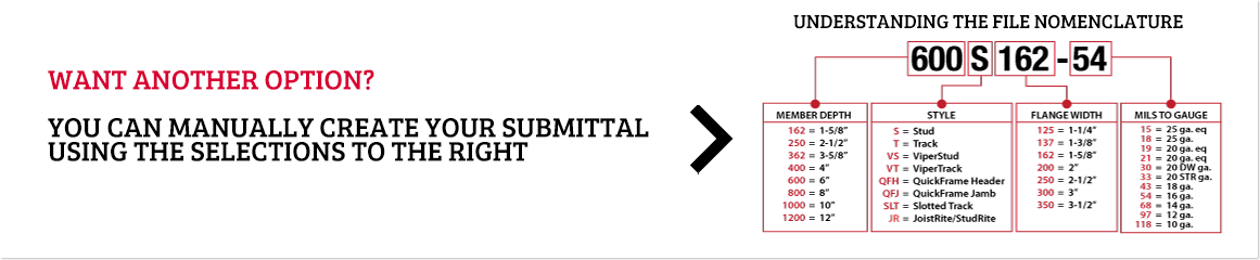 submittals header image