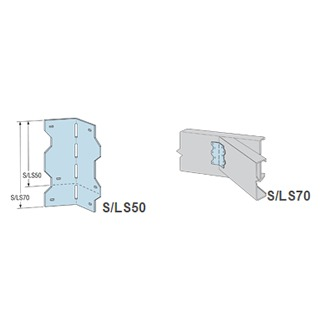 Reinforced skewable angles product image