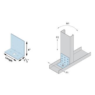 rigid clip connector product image