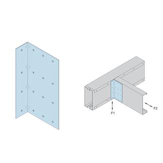 Utility Clips UA 16 Gauge, Joist Framing
