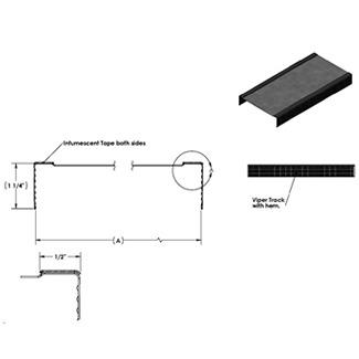 bottom track product image