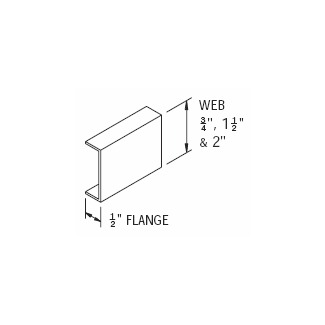 structural framing channels product image