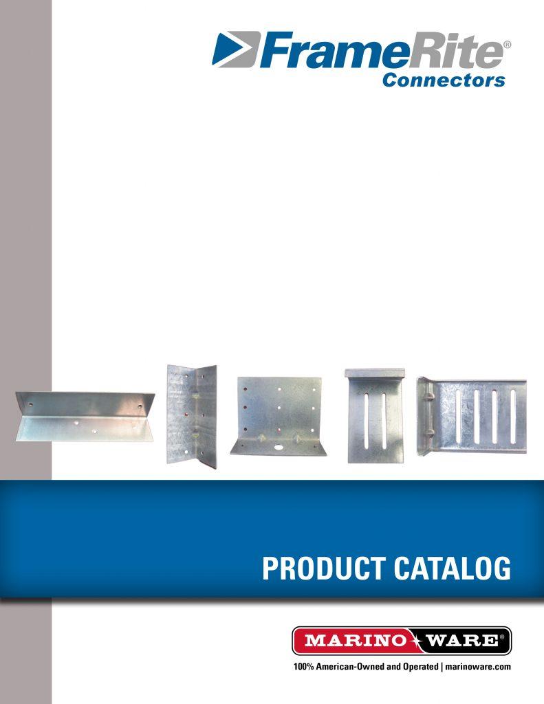 FRC WSC600 Catalog, FrameRite, Steel Framing Supplier