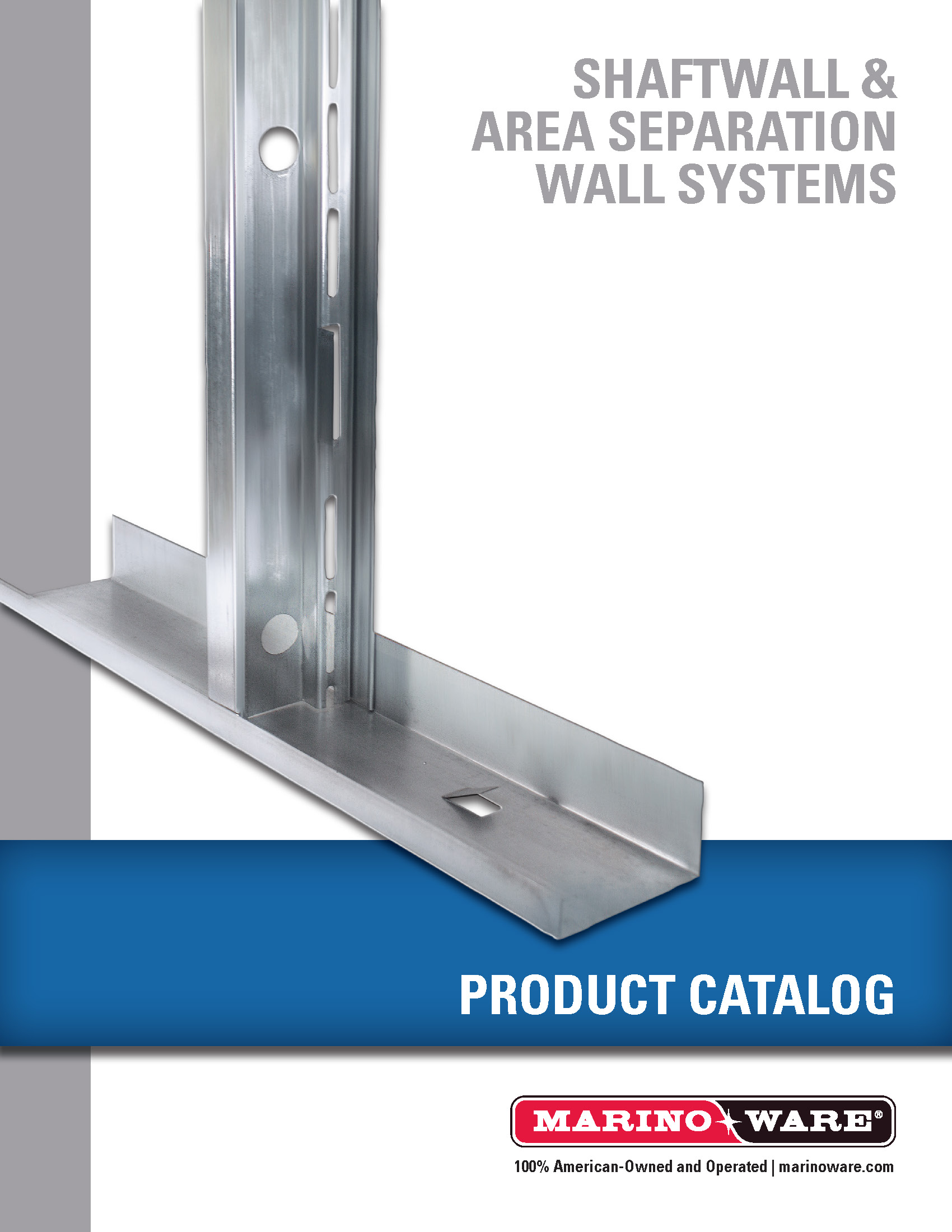 MW-Shaftwall ASW Catalog